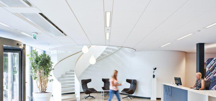 Bättre akustik på kontoret