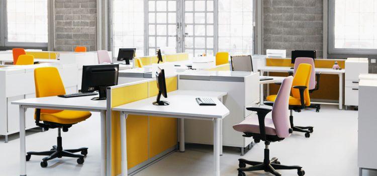 Nytt eller begagnat – så här ska tänka när du väljer kontorsmöbler