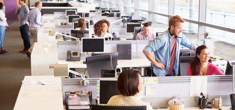 Behöver du kontorsstädning?