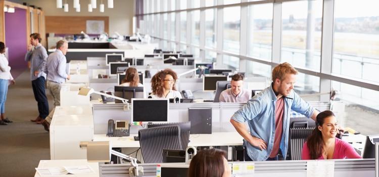PVC-fönster på kontoret – en god idé