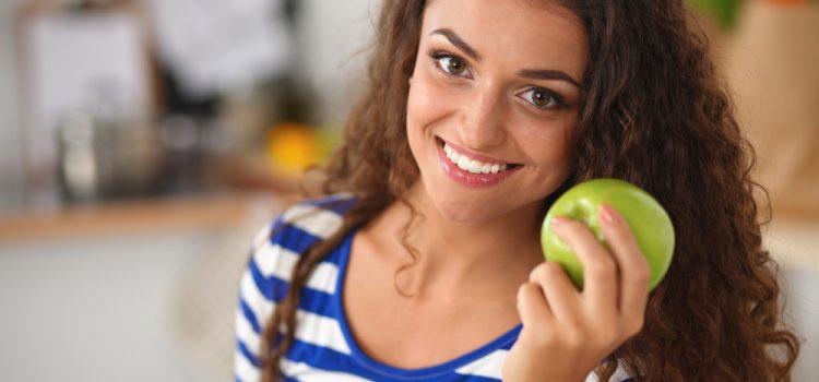 Frukt är bättre än kaffe på jobbet